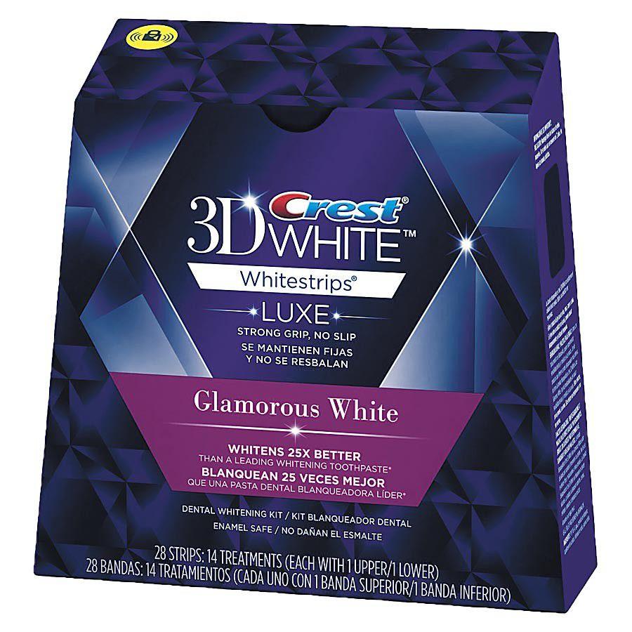 Crest 3D White отбеливающие полоски в Сальске