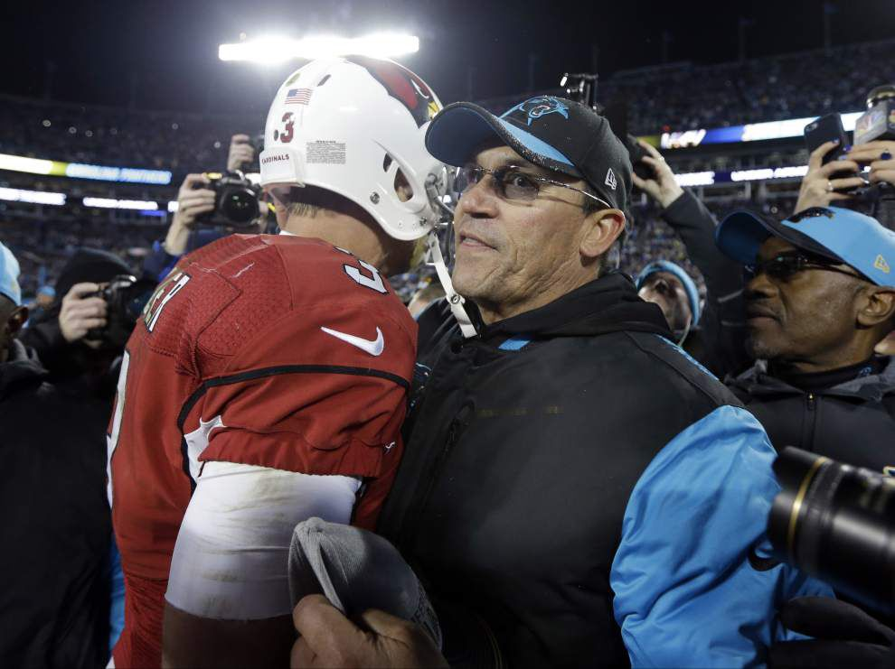Distorted TV broadcast for Cardinals-Panthers NFC Championship game irks Baton Rouge-area Fox viewers _lowres