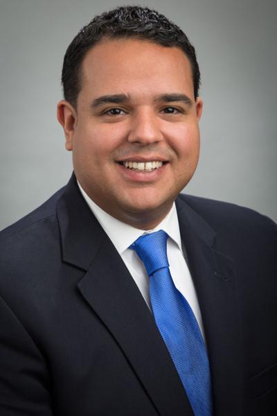 New Orleans City Councilmember Jared C. Brossett