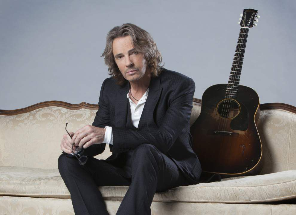 Still Rockin': Actor/musician/author Rick Springfield takes our questions _lowres