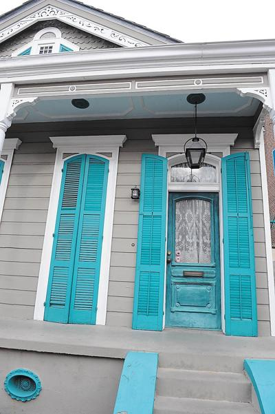Why Does New Orleans Paint The Ceilings Of Its Front Porches Blue Lowres