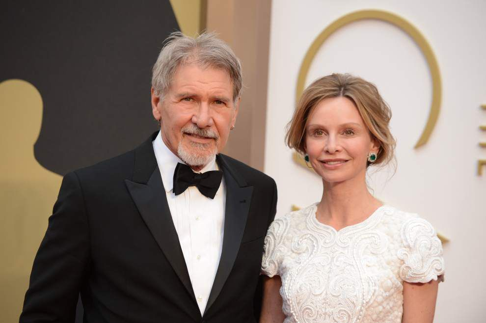 How Harrison Ford's real life once again resembled his high-adventure on-screen life _lowres