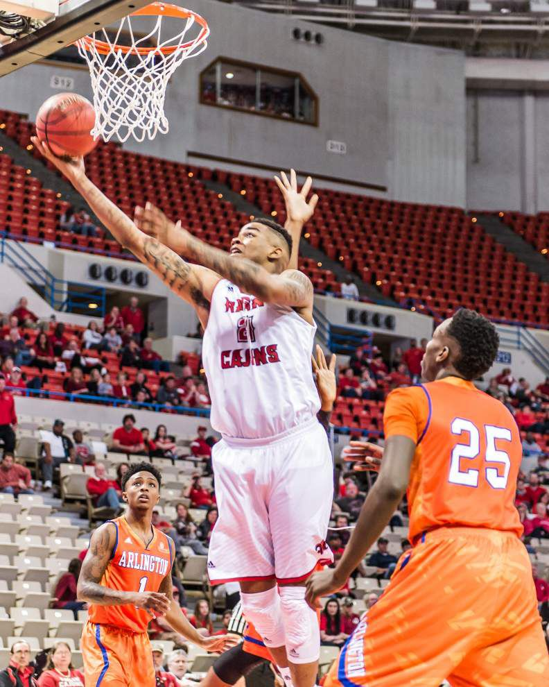 Cajuns' Shawn Long makes U.S. roster for Pan American Games; team's opener is July 21 _lowres