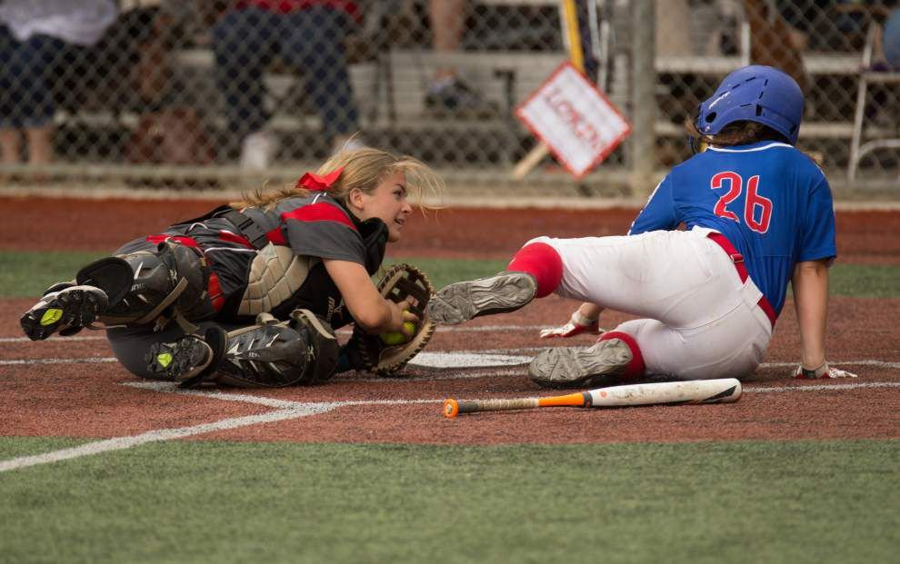 Check out the latest baseball, softball and gymnastics results from Friday _lowres