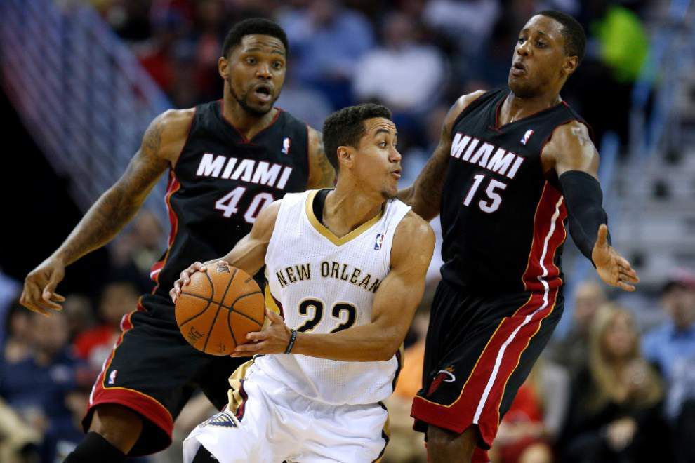Roberts, Gordon, Rivers out for Pelicans against Clippers _lowres