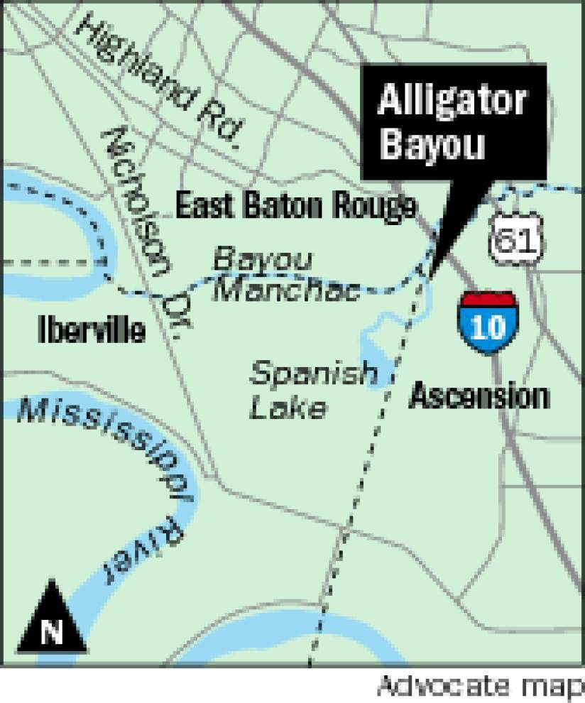 Judge sides with parish in Alligator Bayou land dispute _lowres