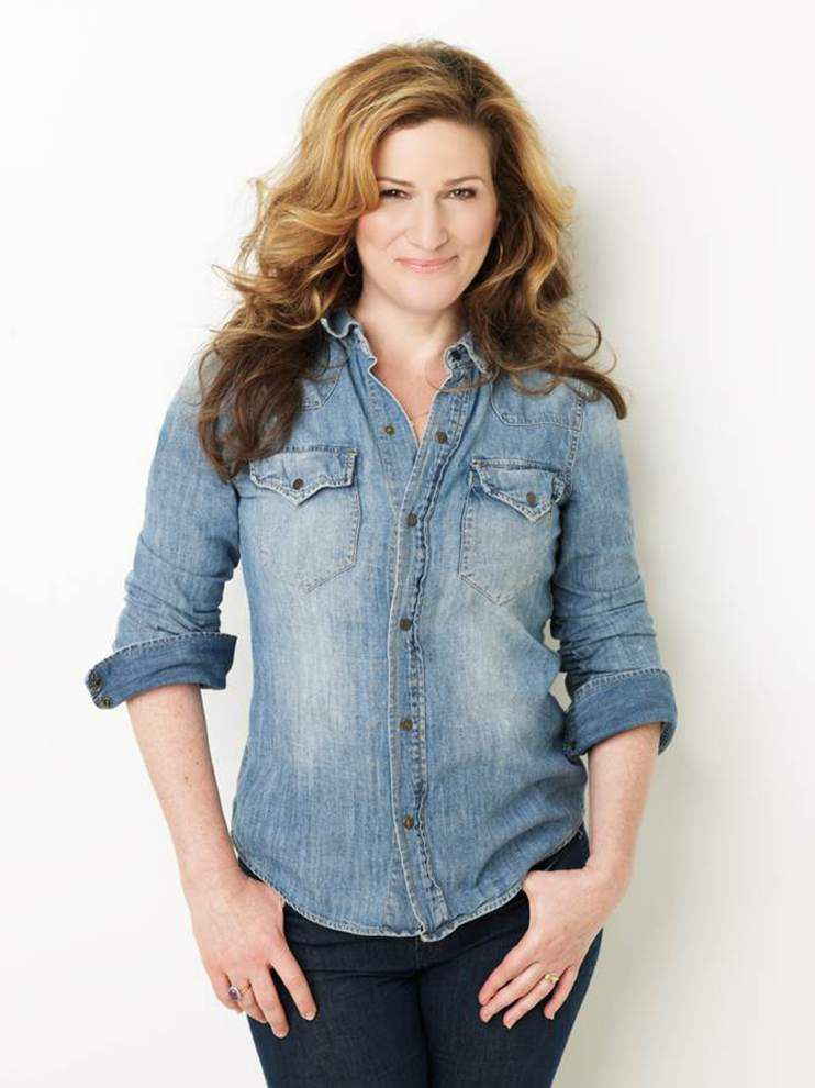 'SNL' alum Ana Gasteyer brings her 'throwback entertainers era' show to Baton Rouge _lowres