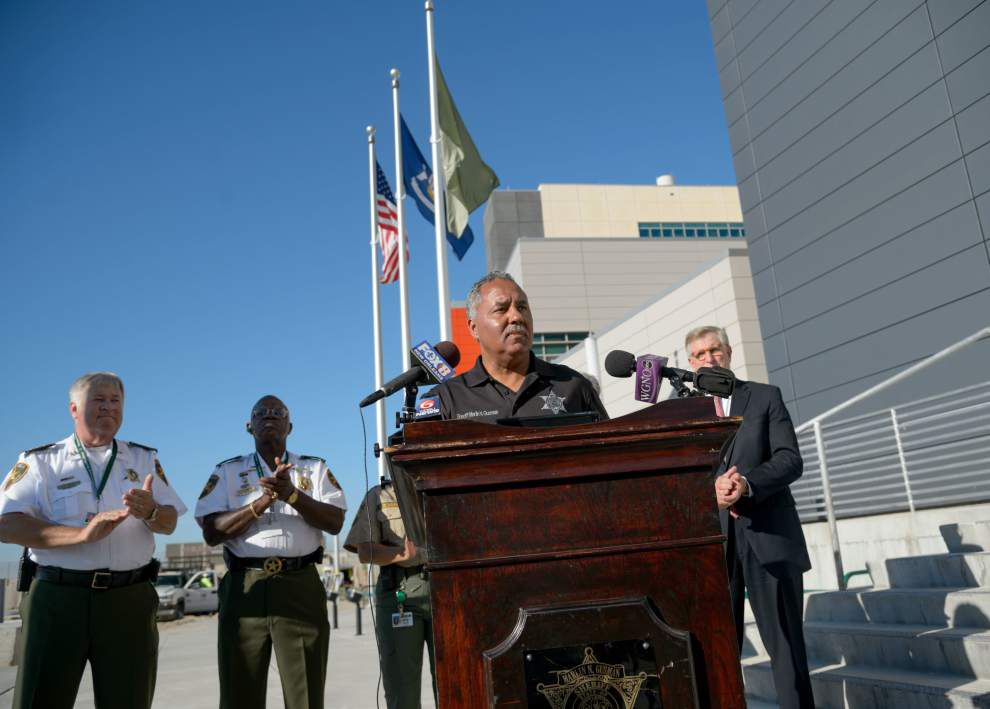 Federal judge turns back Marlin Gusman's bid to force jail expansion; what's next? _lowres