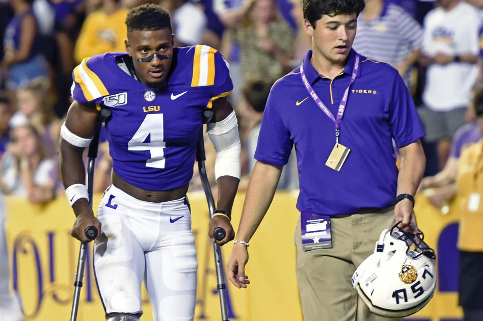 LSU safety Todd Harris out for season with injury, will redshirt to save year of eligibility