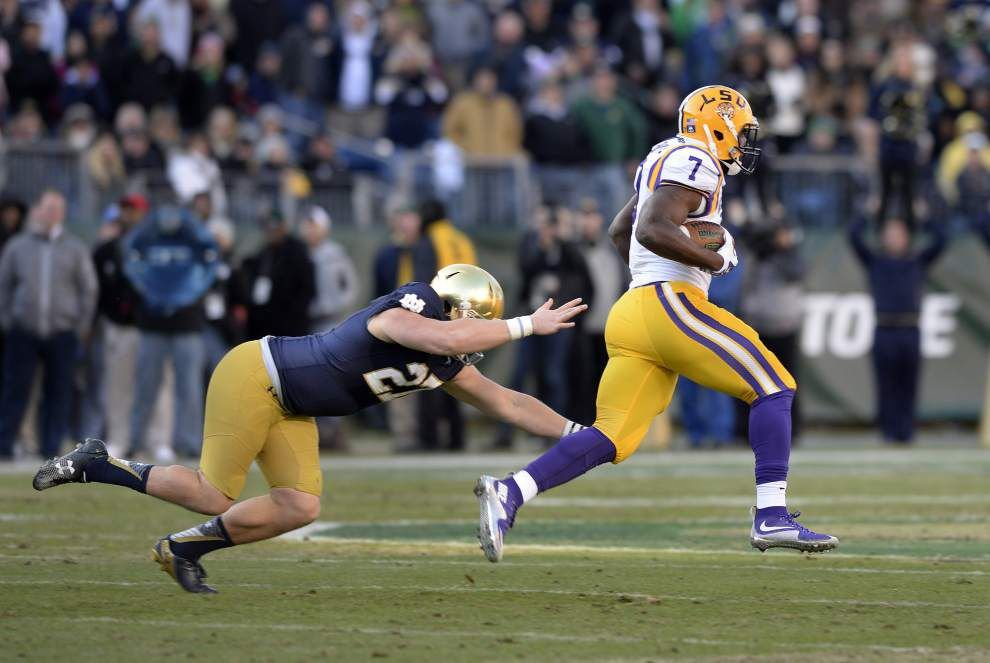 Which bowl game is LSU headed to? 1 of 3 options appear likely _lowres
