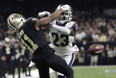 Super Bowl-Robey-Coleman Threats Football