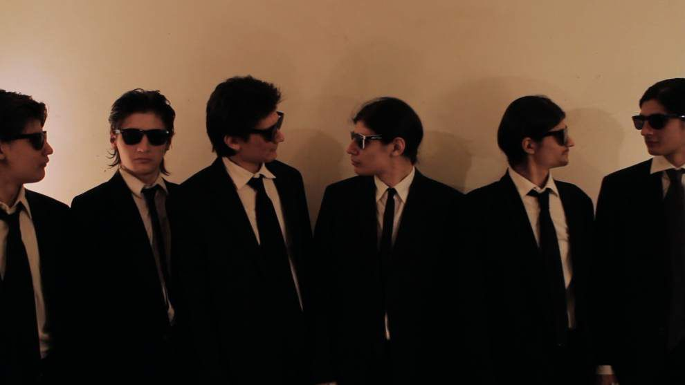 Review: 'The Wolfpack' a harrowing tale of isolation, liberation _lowres