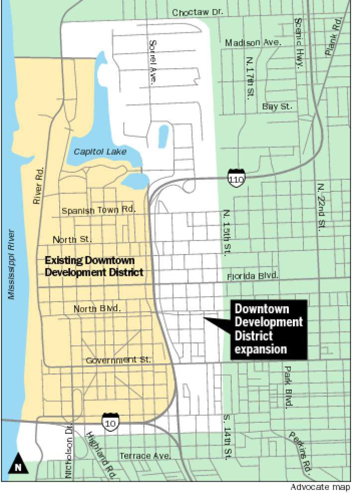 Downtown Development District expansion may bring additional $87,000 in property taxes _lowres
