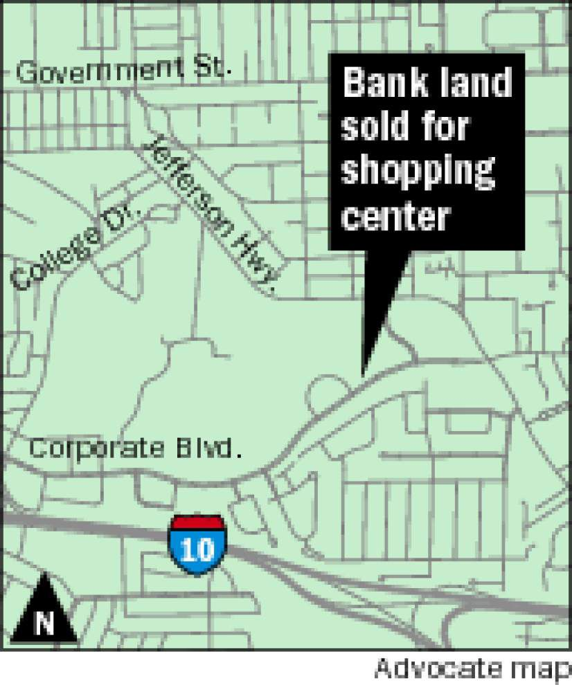 Teche Federal branch site sold for shopping center _lowres