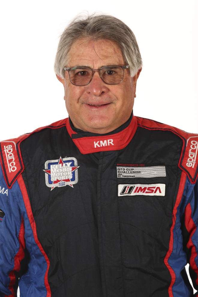 New Orleans native Wayne Ducote will spend 70th birthday in a race car _lowres