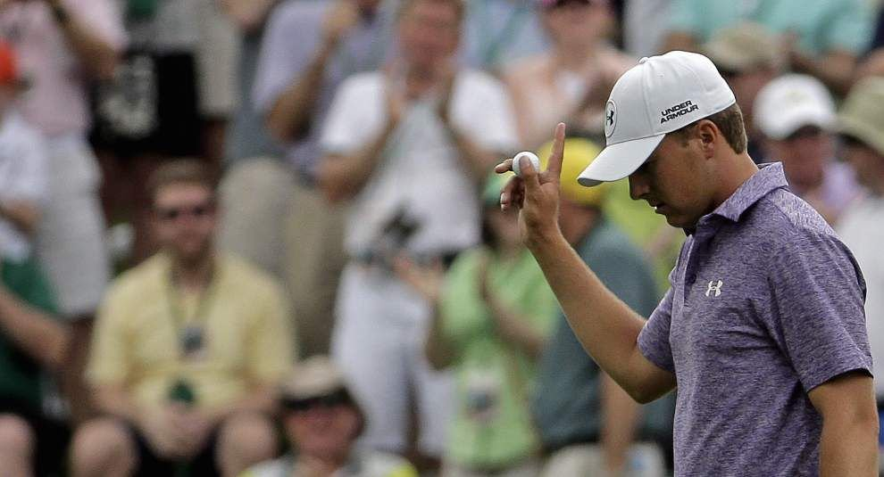 Rabalais: With Jordan Spieth burning bright and Ben Crenshaw bidding adieu, the torch is being passed at the Masters _lowres