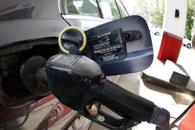 Gas pump gas tax gasoline