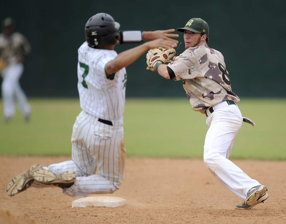 Hot Acadiana baseball team faces another big test, playing three of state's top teams in a six-day span _lowres