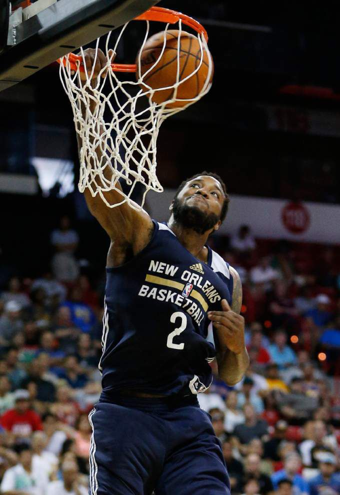 Veterans excited about Pelicans' new style _lowres