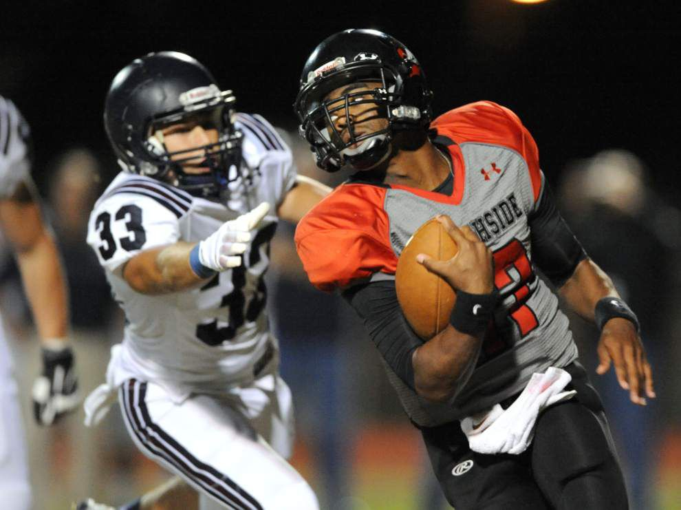 Northside's Ethan Rose more than dual-threat QB _lowres