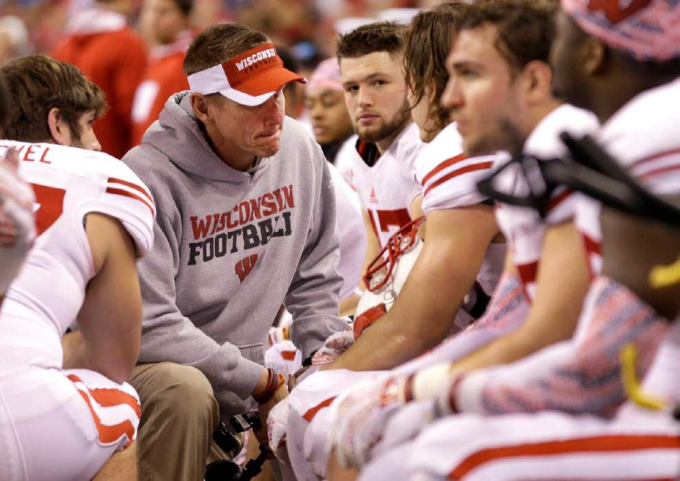 Wisconsin stunned by Gary Andersen's departure _lowres