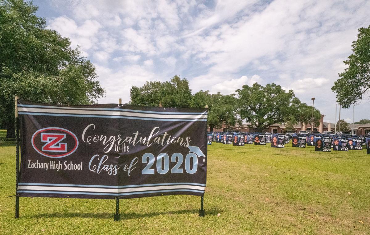 Zachary High School Graduates002.JPG