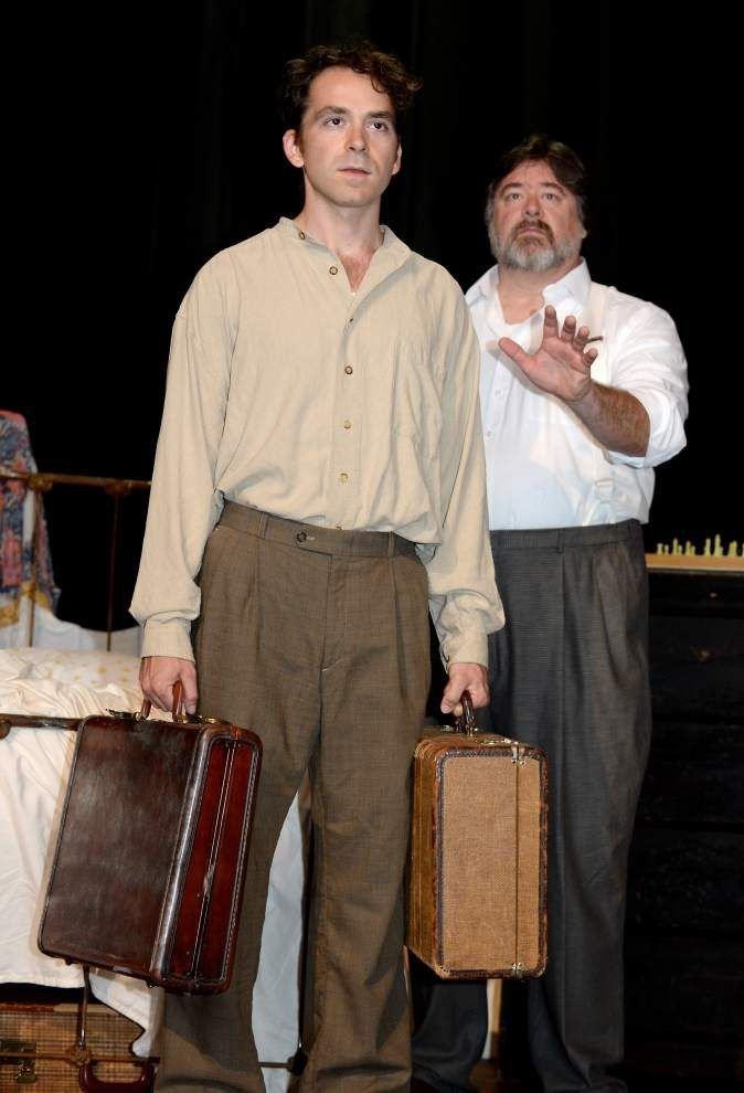 True to Life: Tennessee Williams' play reveals inspiration behind his works _lowres