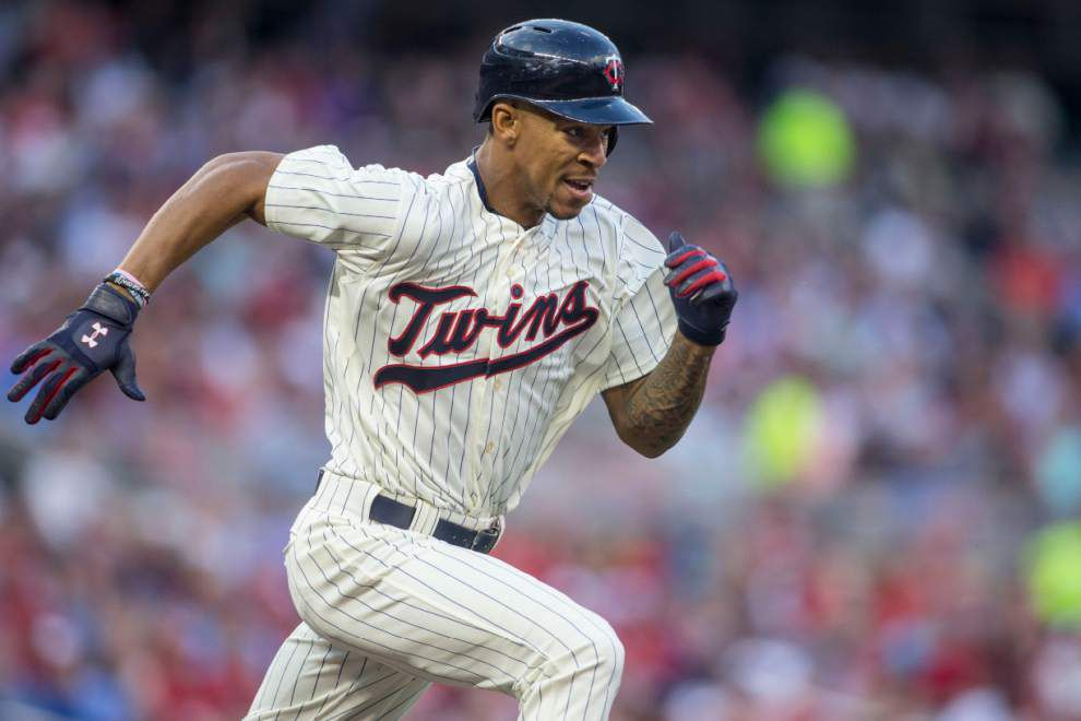 Minnesota Twins' Byron Buxton, though 'electrifying,' still has a lot to learn _lowres