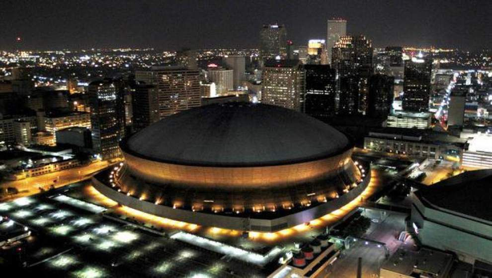 Sports bid bill gets approval from Louisiana legislature _lowres