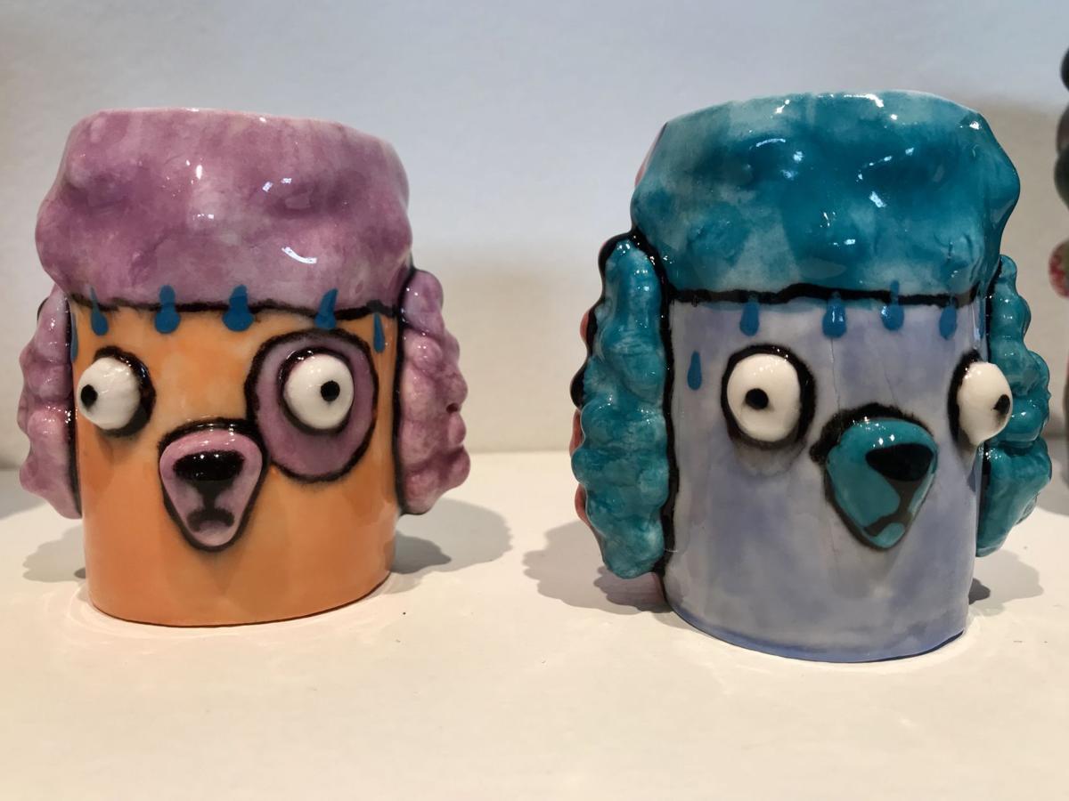 Ashley Bevington cups