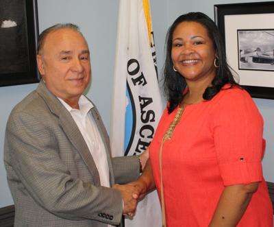 President Kenny Matassa and Human Resources Director Aleta.jpg (copy)