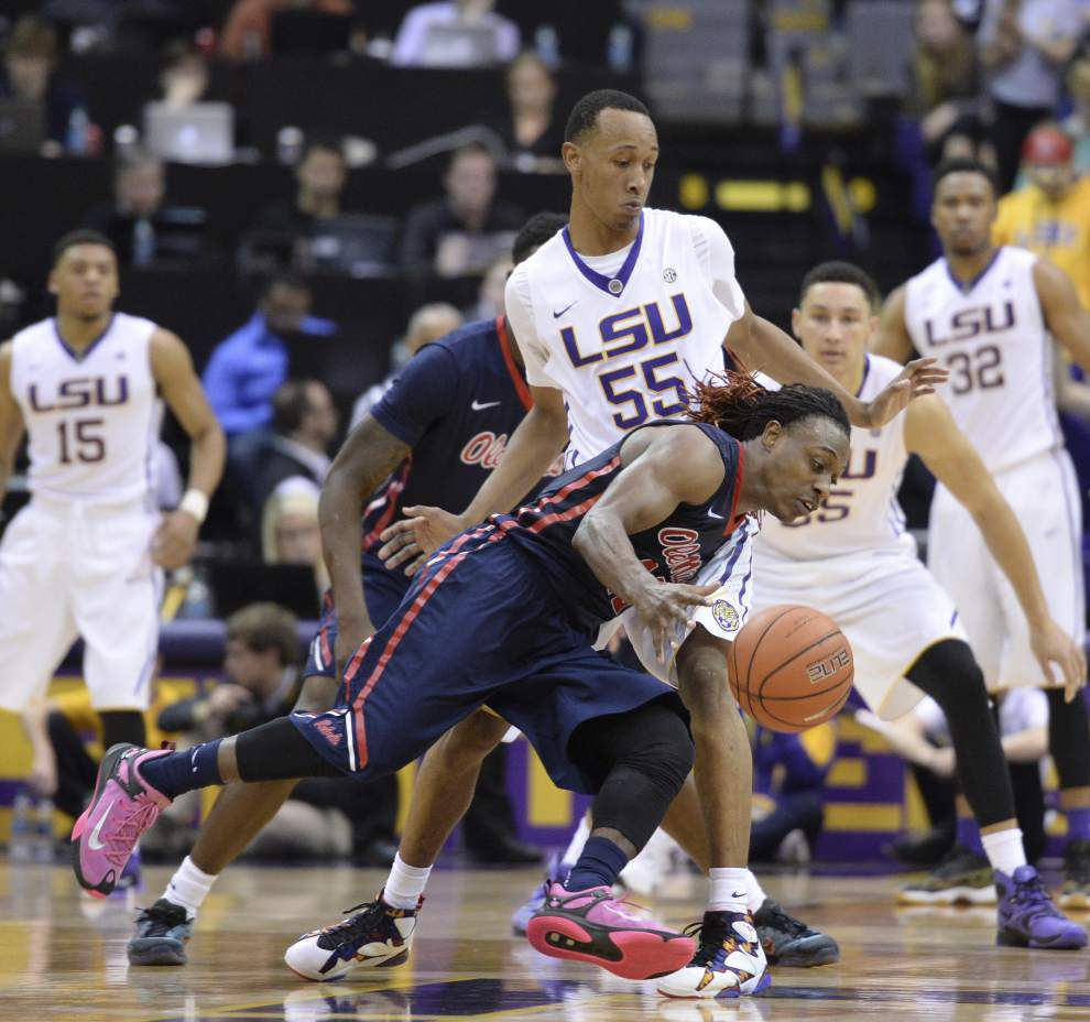 Patient Tigers able to surge past Ole Miss; Arkansas next _lowres