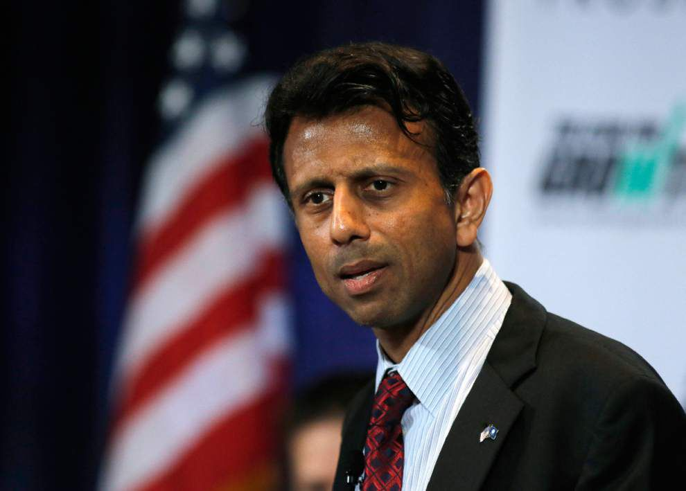 Why is Bobby Jindal aiming to restore an ineffective Louisiana tax instead of trimming tax credits he dislikes? _lowres