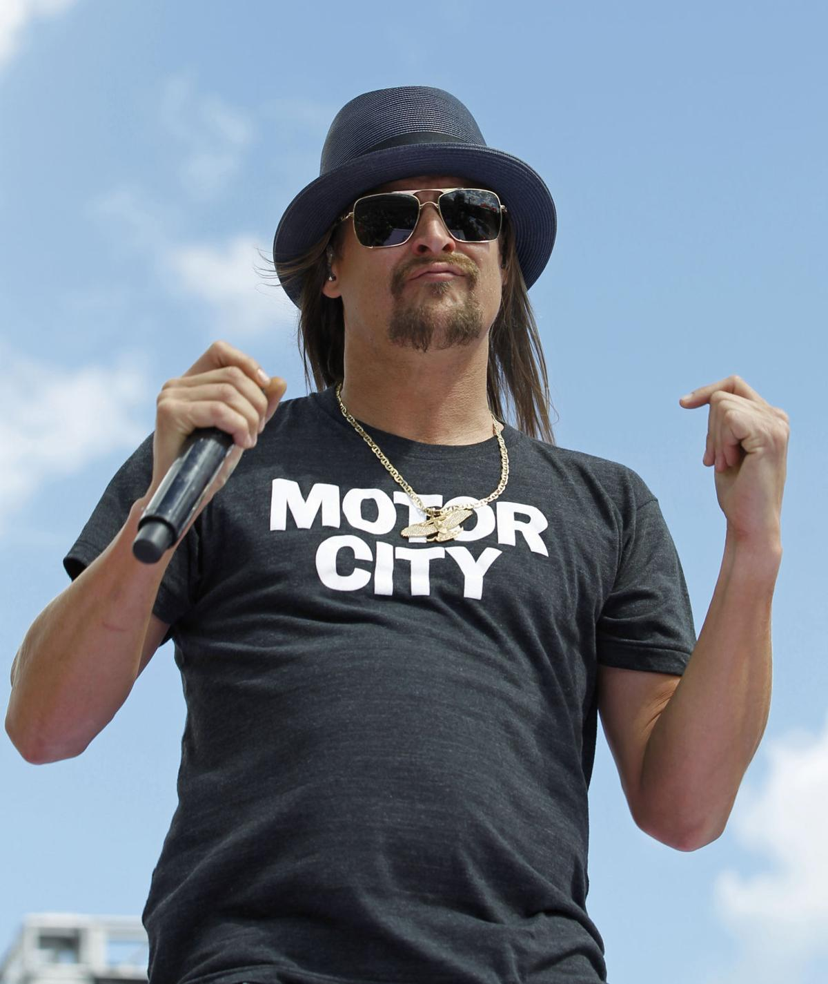 Kid Rock copy for Red