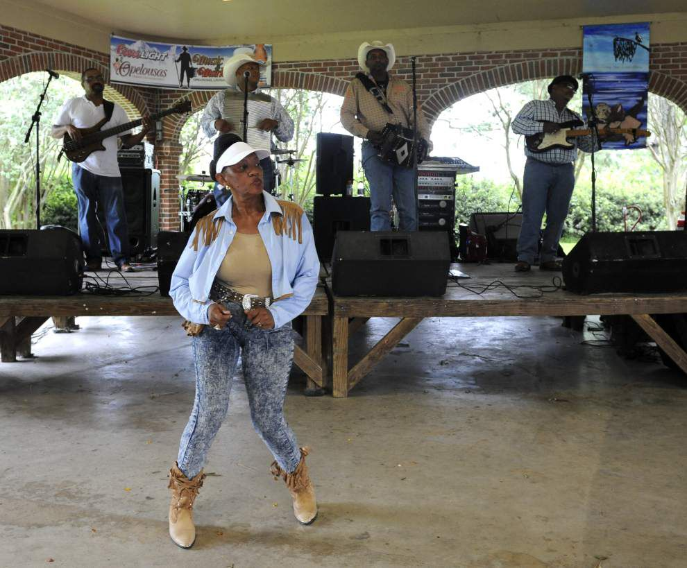 Juneteenth celebrated at Opelousas Farmers Market; 'It's our Fourth of July' _lowres