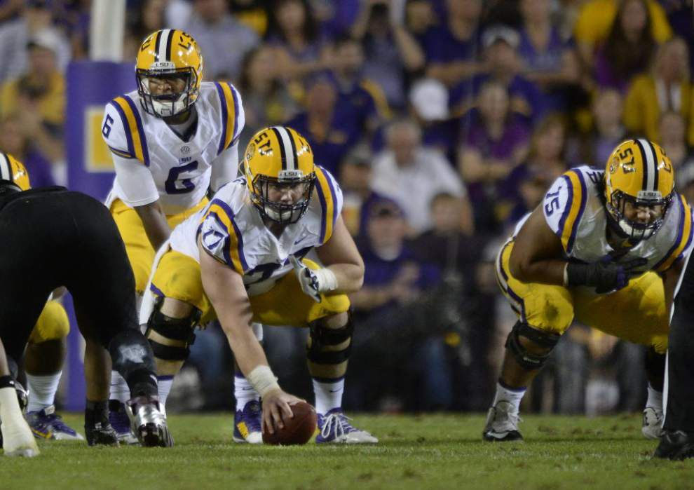 What are top 5 questions LSU must answer during spring football practice? _lowres