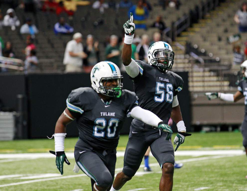 Video: UL-Lafayette is weary of the Tulane defense in New Orleans Bowl _lowres