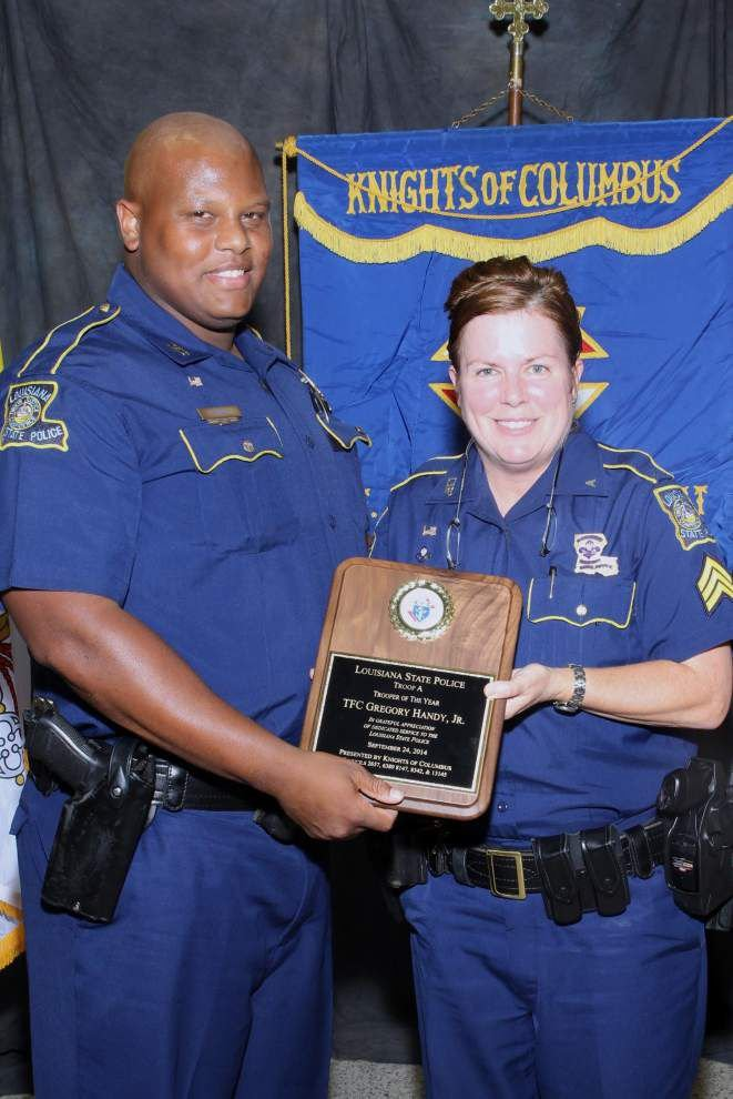 City, parish, state law enforcement honored _lowres