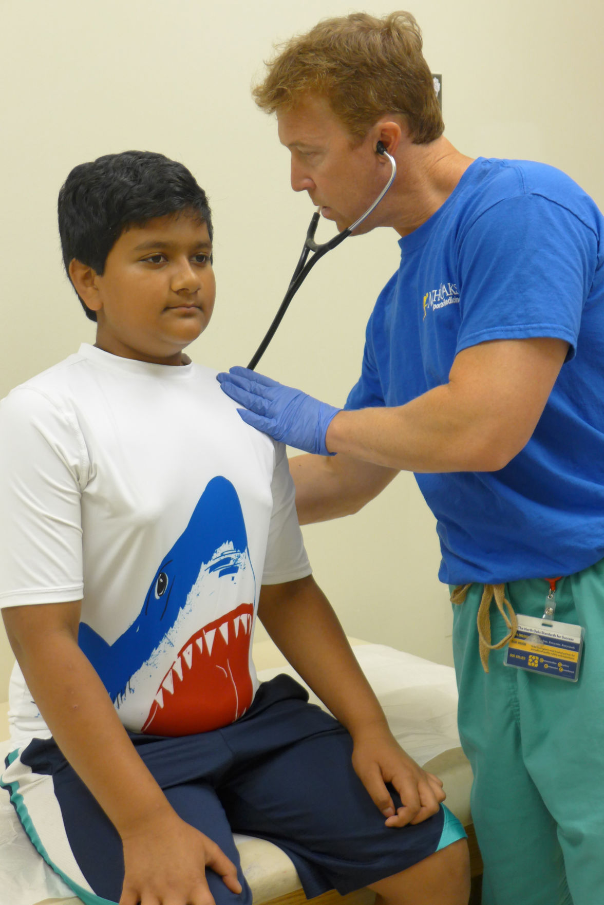 Student Athletes Need Sports Physicals Before Hitting the