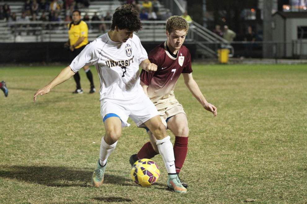 Northlake Christian beats U-High on penalty kicks _lowres