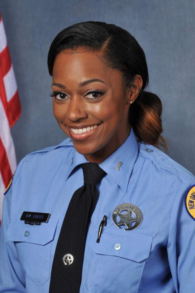 Wwl tv nopd officer natasha hunter killed while working for Police orleans