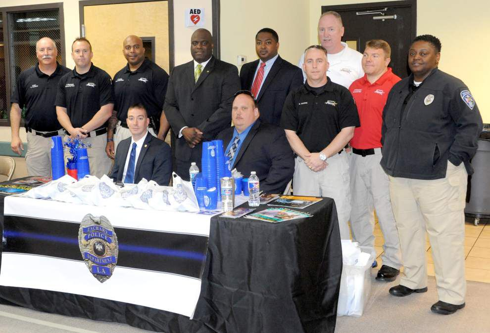 Zachary crime prevention expo has big attendance _lowres
