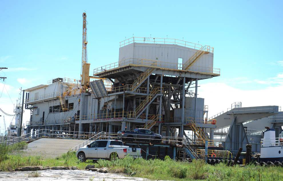 Oil price plunge putting pinch on South Louisiana parishes _lowres