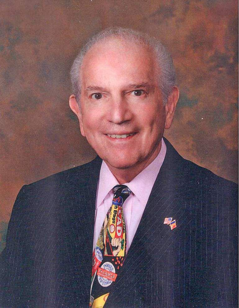 French Quarter advocate Ralph Lupin dies at 83 _lowres