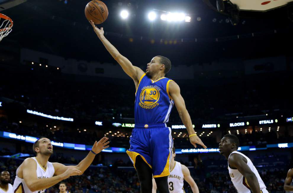 The Advocate's NBA Top 15 Rankings: Golden State is heads and shoulders above the rest of the league _lowres
