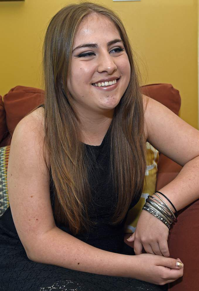 St. Amant 16-year-old girl finds success as book reviewer for national teen magazine, blogger _lowres