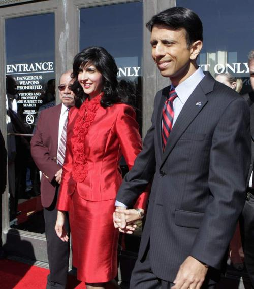 Bobby Jindal made a big pitch, but is he ready for the big time? _lowres