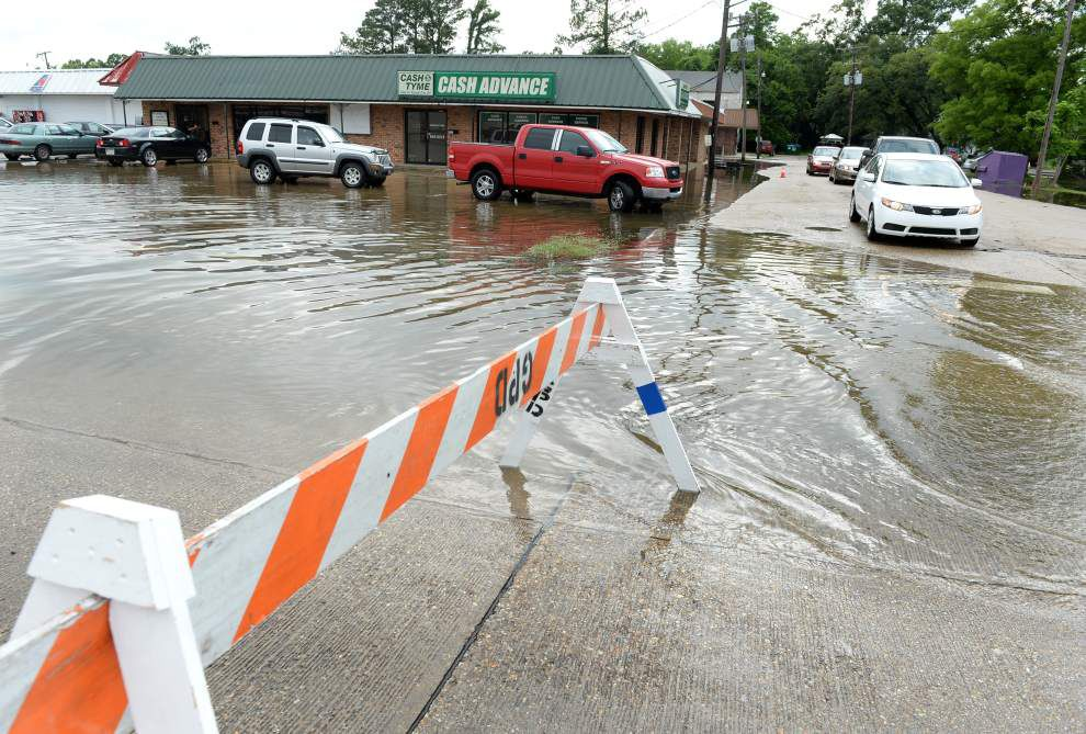 Photos: More flooding scenes in South Louisiana _lowres