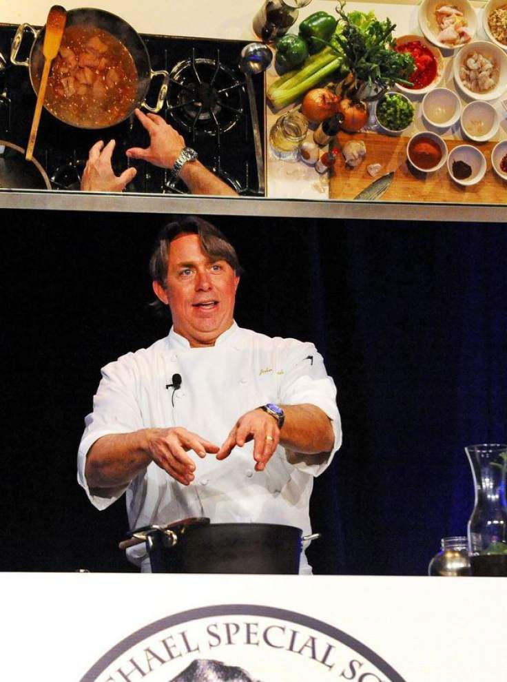 Chef John Besh forms hotel dining division, will expand to Nashville this fall _lowres