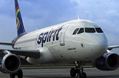 Spirit Airlines adds nonstop flights from New Orleans to Las Vegas, Los Angeles _lowres